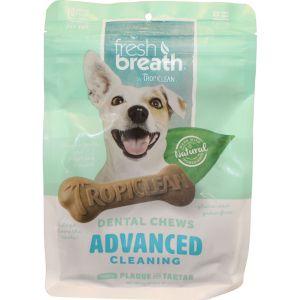 Tropiclean - Dental Chew Advanced Cleaning - Regular