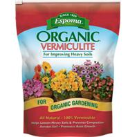 Espoma Company - Soils - Organic Vermiculite-1 Cubic Foot