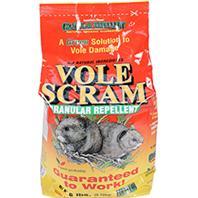 Enviro Protection Ind-Vole Scram Granular Repellent-6 Pound