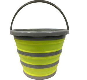 Centurion Garden - Collapsible Bucket - Green - 2.5 Gallon