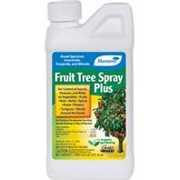 Monterey -Monterey Fruit Tree Spray Plus Concentrate-16 Ounce