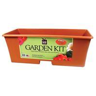 Earthbox - Garden Kit Bonus Display - Terracotta - 25.5 Inch/4 Piece