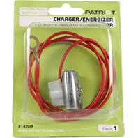 Tru - Test - Patriot Charger To Rope/Braid Connector - Silver - 5X4X2 Inch