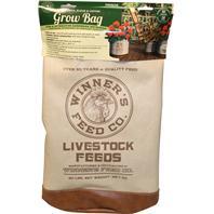 Panacea Products - Feed Seed Dã©Cor Grobag - 10 Gallon