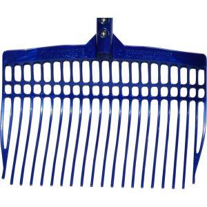 Tuff Stuff Products - Super Tuff Fork  (Head Only) - Blue - 22 Inch