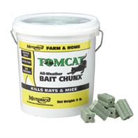 Motomco - Tomcat All Weather Bait Chunx Rat And Mouse Killer-9 Pound