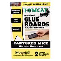 Motomco - Tomcat Prebaited Glue Board Mouse Traps-2 Pack