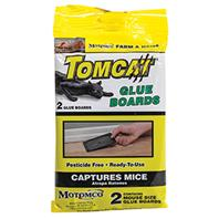 Motomco - Tomcat Glue Board Mouse Trap Value Pack-2 Pack