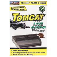 Motomco - Tomcat Live Catch Mouse Trap