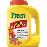 Greenview - Preen Garden Weed Preventer Granules - 900 Sq Ft