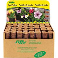 Jiffy/Ferry Morse Seed - Jiffy - 7 Plant Starter Pellets Display - 1000 Count
