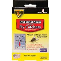 Bonide Products - Revenge Window Fly Catcher-4 Pack