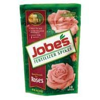Easy Gardener - Jobes Fertilizer Spikes For Roses-10 Pack