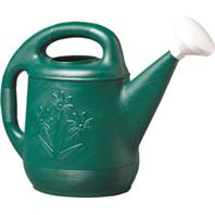 Novelty Mfg -Plastic Watering Can-Green-2 Gal Cap