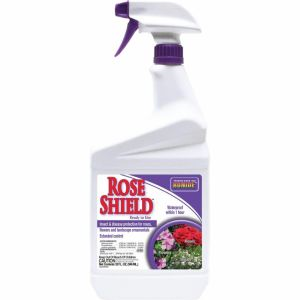 Bonide Products - Rose Shield Ready To Use - 32 oz