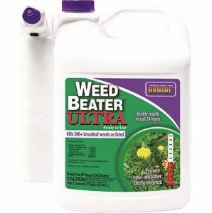 Bonide Products - Weed Beater Ultra Ready To Use W/Power Sprayer - Gallon