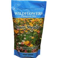 Jiffy/Ferry Morse Seed Co-Sunny Meadow Wildflower Mix -1 000 Square Ft