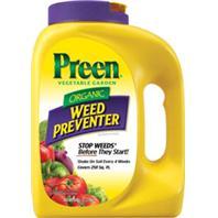 Greenview - Preen Vegetable Garden Weed Preventer Granules - 250 Sq Ft