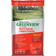 Greenview - Greenview Fairway Formula Weed & Feed 24-0-6 - 10000 Sq Ft