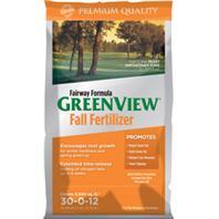 Greenview - Greenview Fairway Formula Fall Fertlizer 30-0-12 - 5000 Sq Ft