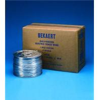 Bekaert Corporation - Smooth Electric Fence Wire--1/4 Mile / 17Ga