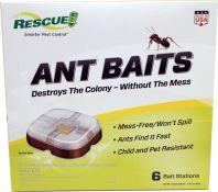 Sterling International Rescue - Rescue Ant Bait Stations Bulk Box