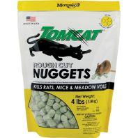 Motomco - Tomcat Rough Cut Nuggets - 4Lb