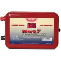 Parker Mccroy/Baygard  - Parmak Mark8 Multipower Fence Charger-Red-30 Mile