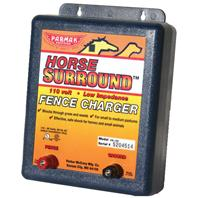 Parker Mccroy/Baygard - Parmak Horse Surround Fence Charger-Red-5 Mile