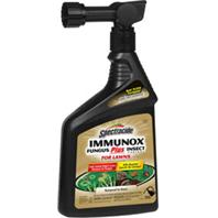 Spectracide - Fungus Plus Insect Control Lawns Ready To Spray  - 32 Oz