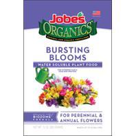 Easy Gardener - Water Solubles Jobes Bloom Burst Plant Food-10 Ounce