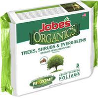 Easy Gardener - Jobe S Organic Tree & Shrub Spikes 8 Pk-8 Pack