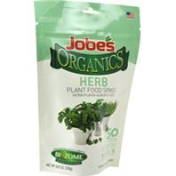 Easy Gardener - Jobe S Organics Herb Plant Food Spikes-50 Ct