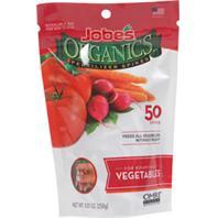 Easy Gardener - Jobe S Organics Plant Food Spikes Vegetable-50 Ct