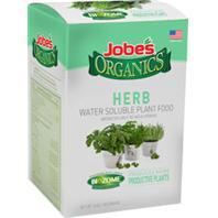 Easy Gardener - Jobe S Organics Herb Water Soluble Plant Food-10 Oz