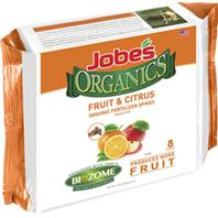 Easy Gardener - Jobe S Organics Fruit & Nut Tree Spikes-8 Ct