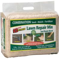Rhino Seed & Landscaping - Ez-Straw Lawn Repair Mix - 11 Lb