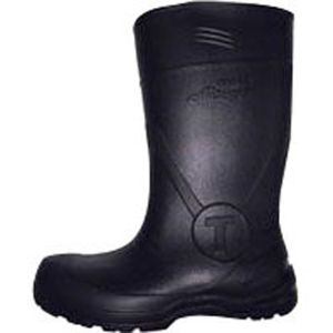 Tingley Rubber - Airgo Ultra Light Weight Eva Boot - Black - Size 6
