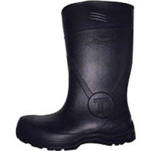Tingley Rubber - Airgo Ultra Light Weight Eva Boot - Black - Size 8