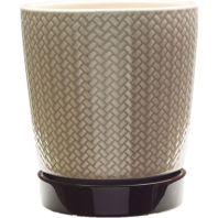 Southern Patio - Clayworks Alice Planter - Cream - 8 Inch