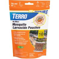 Senoret - No Mess Mosquito Larvacide Pouches - 10 Pack