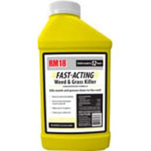 Ragan And Massey - Rm18 Fast-Acting Weed & Grass Killer - 32 Oz