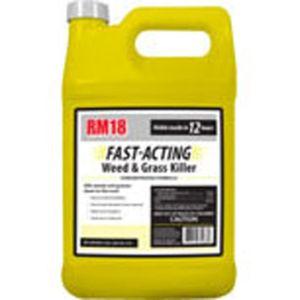 Ragan And Massey - Rm18 Fast-Acting Weed & Grass Killer - 1 Gal