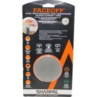 Sharpal - Faceoff Dual-Grit Diamond Tool Sharpener - Black/Orange