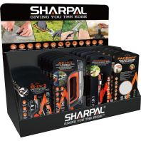 Sharpal - L&G Combo Display E - Black/Orange