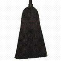 Nexstep Commercial Products - Warehouse Black Corn Broom - Black - 12 Inch