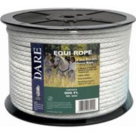 Dare Products Inc-Poly Equi-Rope-White-600 Feet