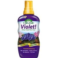 Espoma Company - Organic Violet African Violet Plant Food-8 Oz