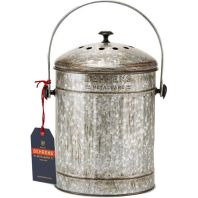 Behrens Manufacturing - Compost Bucket And Filter - 1.5 Gal