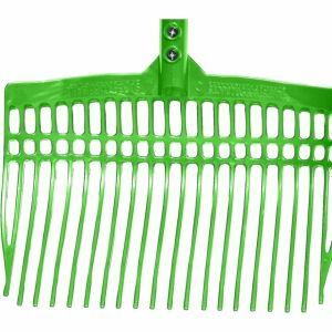 Tuff Stuff Products - Super Tuff Fork  (Head Only) - Green - 22 Inch